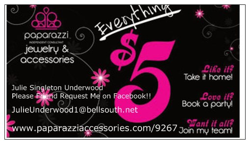 Gallery For Paparazzi Jewelry Business Cards