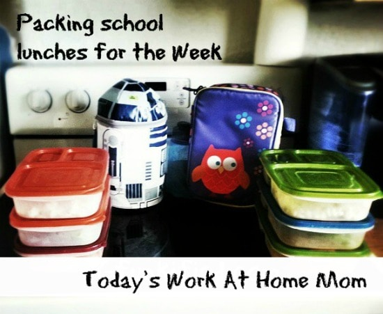 back to school: morning routines
