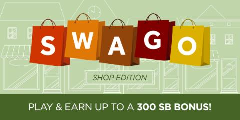 Play and Earn with Swago