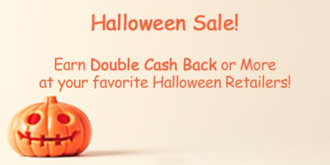 Halloween Sale with Swagbucks