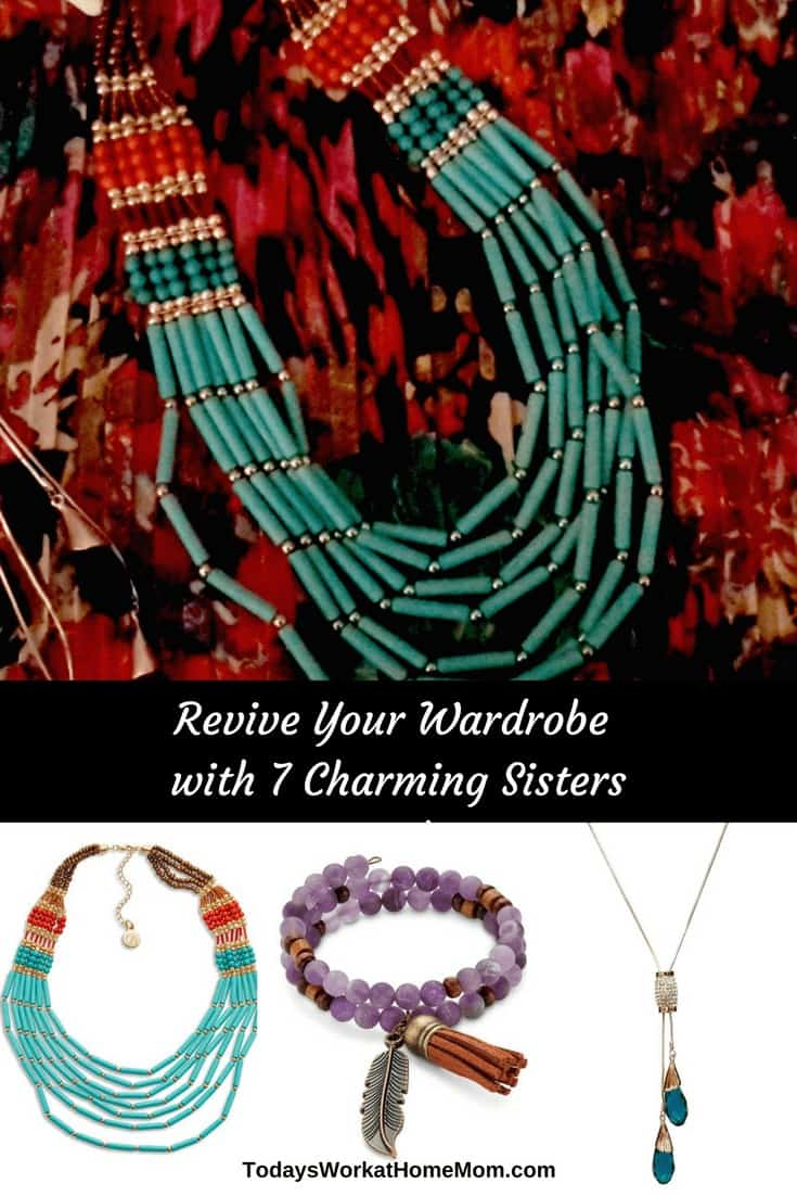 Revive Your Wardrobe with 7 Charming Sisters Jewelry 2