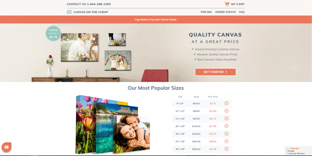 Creating Beautiful Art for Your Walls with Canvas on the Cheap 2