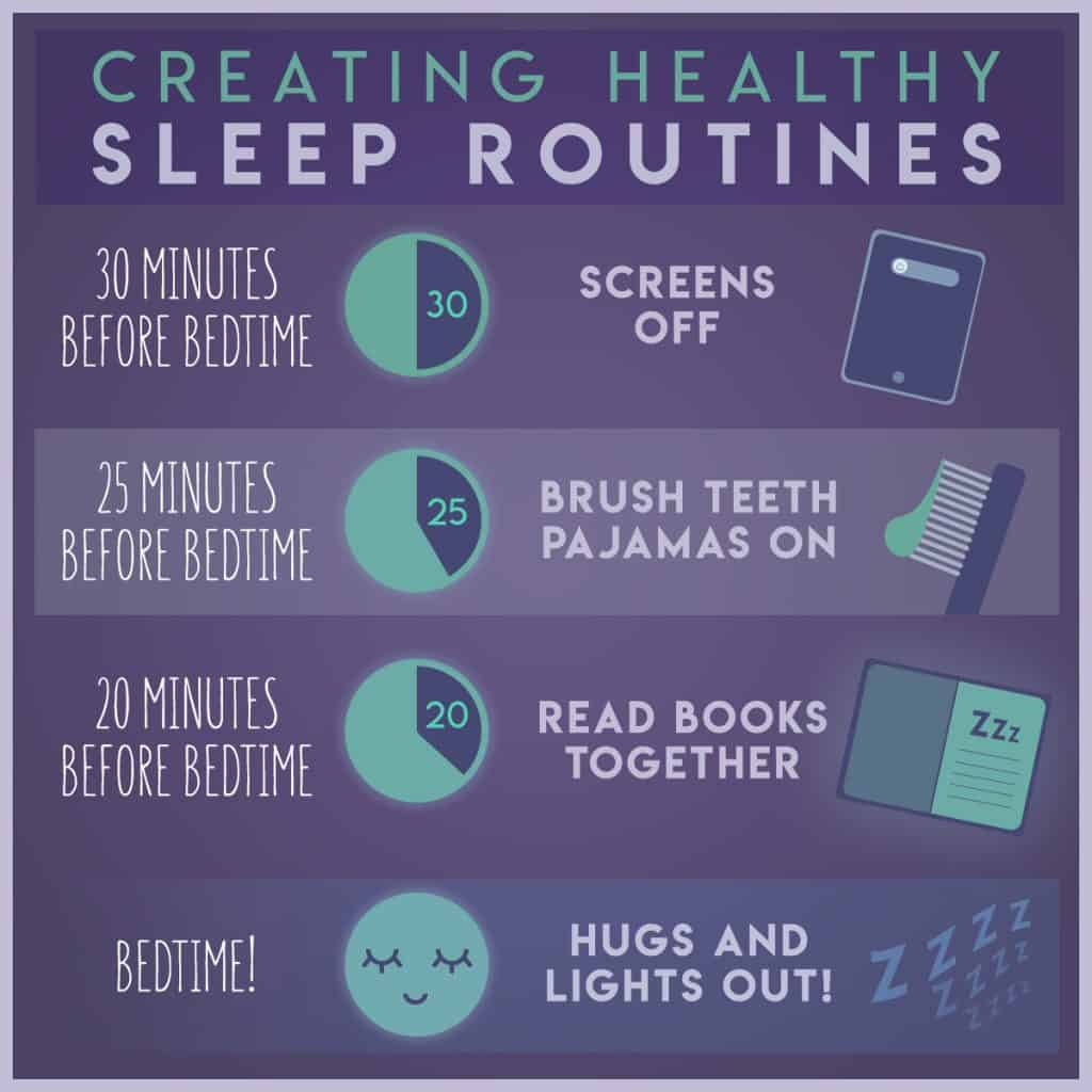 Help Your Child Fight Against Stress with Good Sleep Habits 8