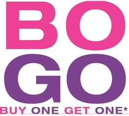 Grand Opening BOGO Ad Sale