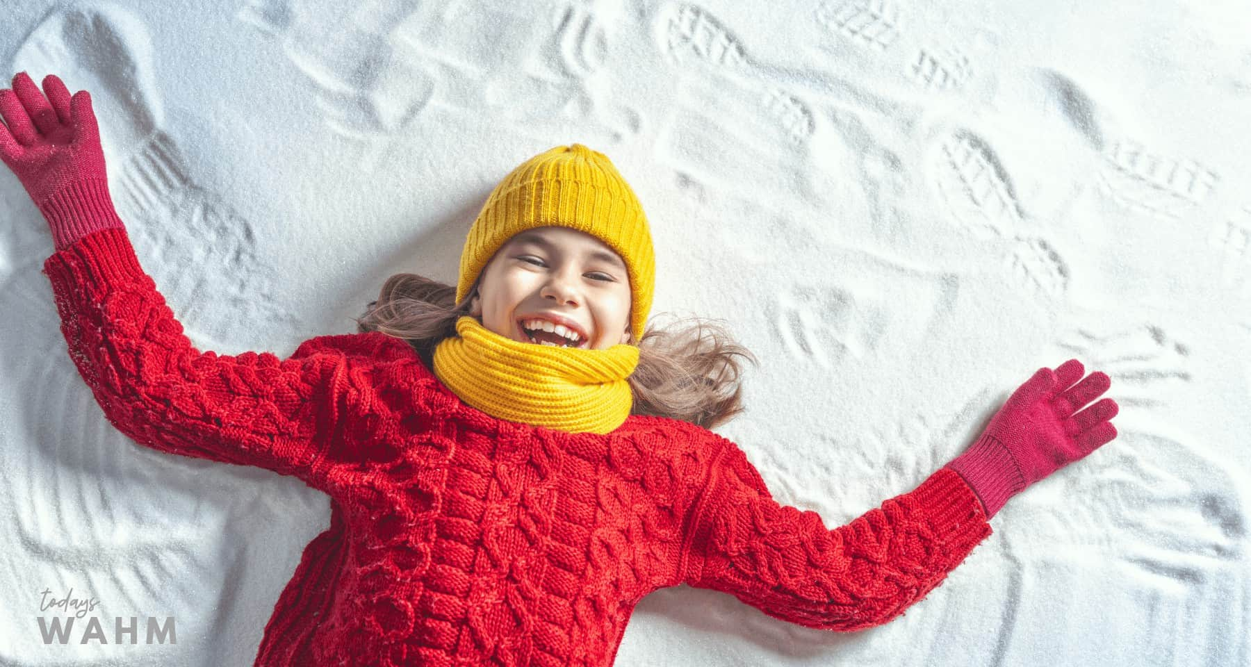 Snow Day Survival For Busy Moms