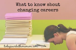 What To Know About Changing Careers