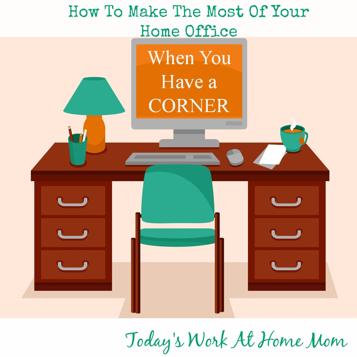 How To Make The Most Of A Home Office When All Youu0027ve Got Is