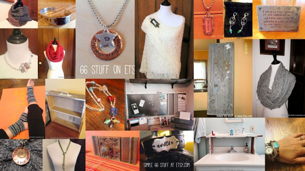 Etsy Seller Spotlight: Simple 66 Stuff