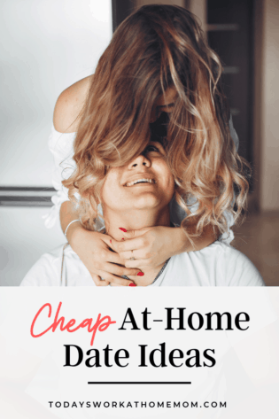 5 Cheap At Home Date Ideas