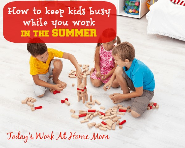 The Best Summer Crafts and Activities For Kids 1