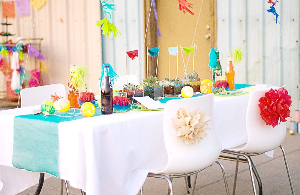 the best summer birthday party ideas