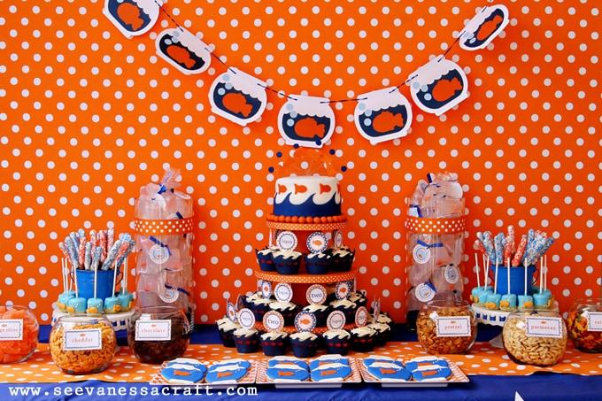 summer birthday party ideas