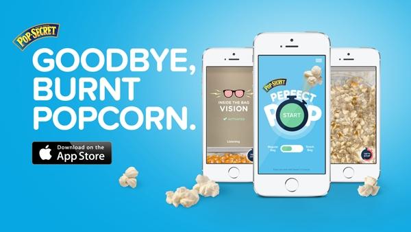 Pop Secret Perfect Pop App