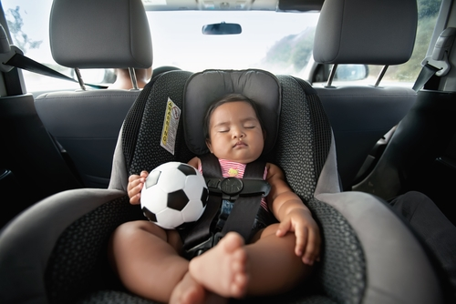 Make these vehicle safety upgrades before baby comes