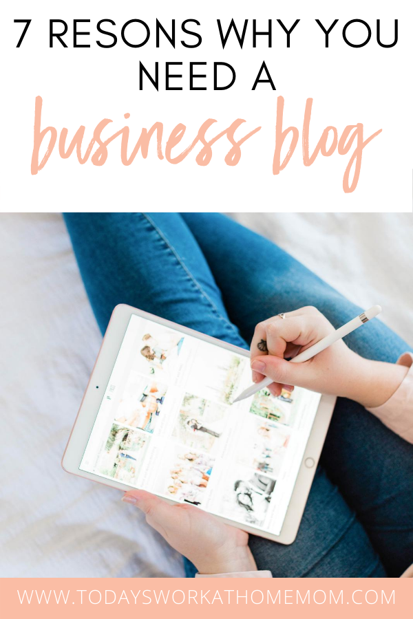 Are you wondering how a business blog will help you grow your business? Here are 7 reasons why you need to get started today.