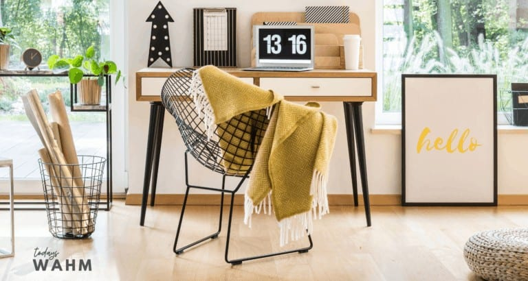 Home Office Ideas To Make A Family-Friendly Workspace