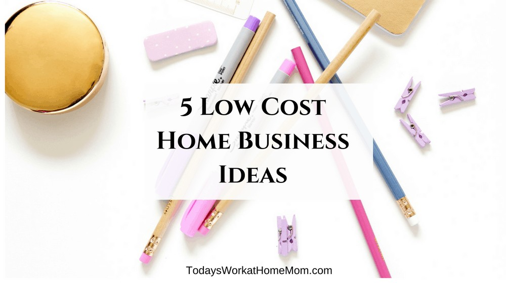 Home businesses can be expensive, but there are low cost home business ideas that don't cost much to start. These great ideas will get you started!