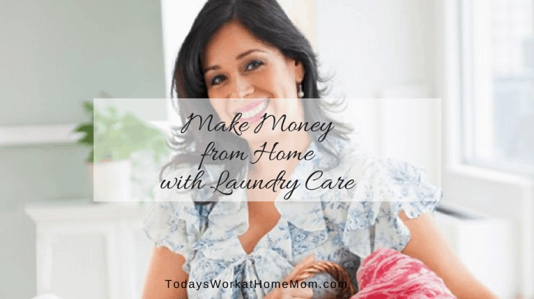 Use your domestic talents to make money from home with Laundry Care. Learn how you can start a laundry services business from your home.