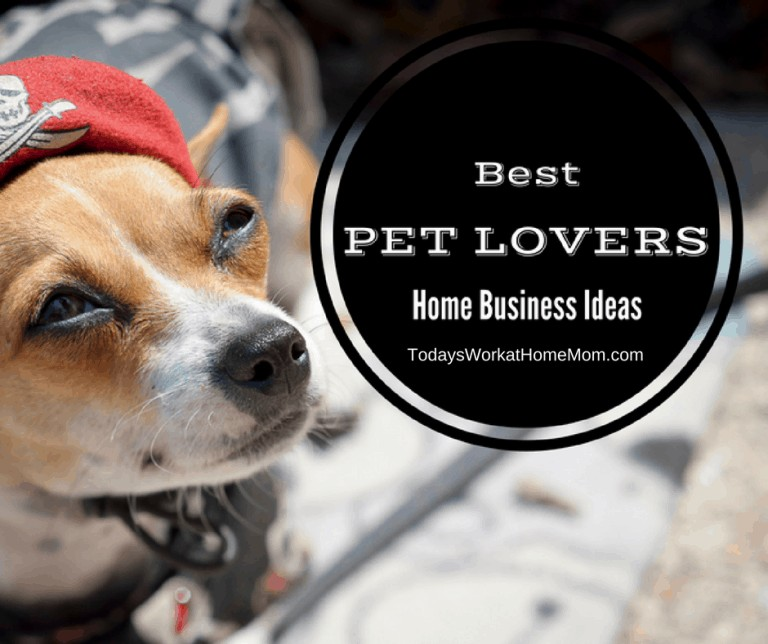 Love being around dogs, cats, and other pets? Want to have a home business you love? Consider these pet lovers home business.