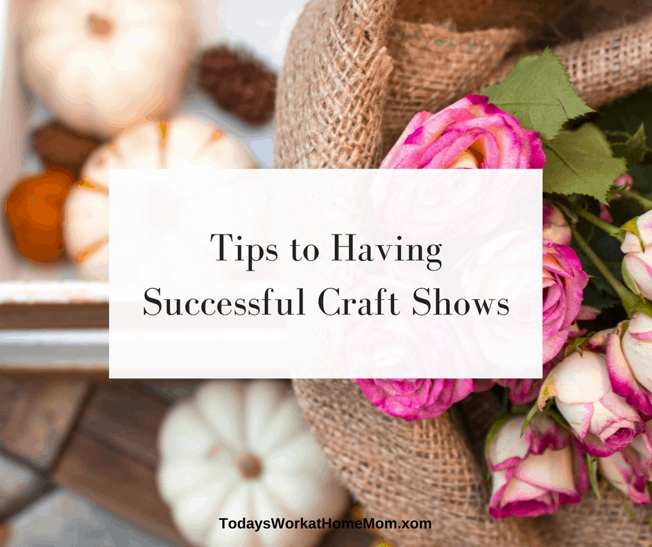 Having successful craft shows can help grow your business, here are some tips to get set on the path to growing your handmade business!
