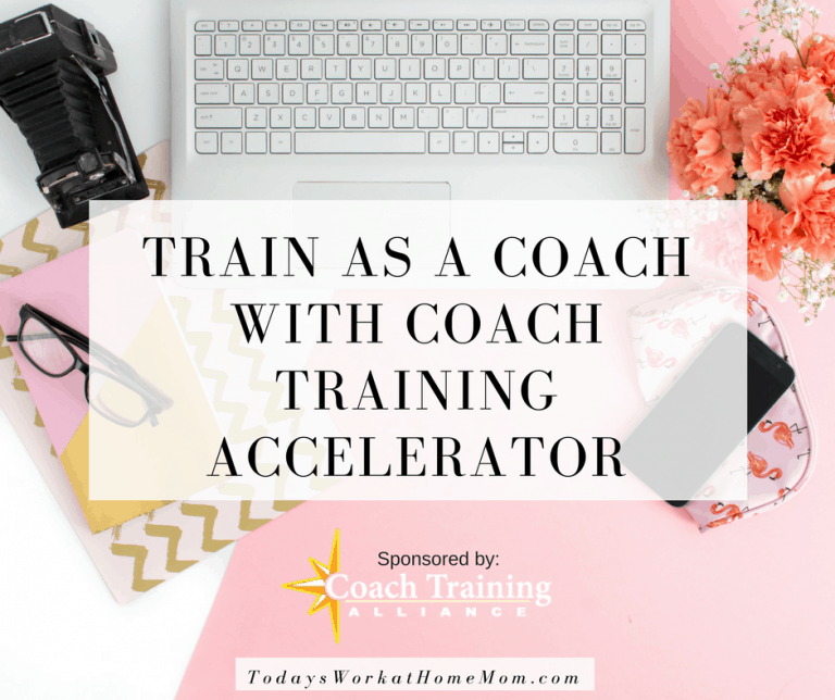 Learn how to train as a coach with Coach Training Accelerator at Coach Training Alliance and launch your work at home career and helping others live better!