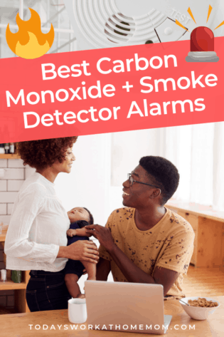 Best Carbon Monoxide And Smoke Detector Alarm fire safety