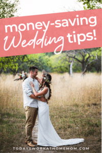 Money Saving Wedding Planning Tips