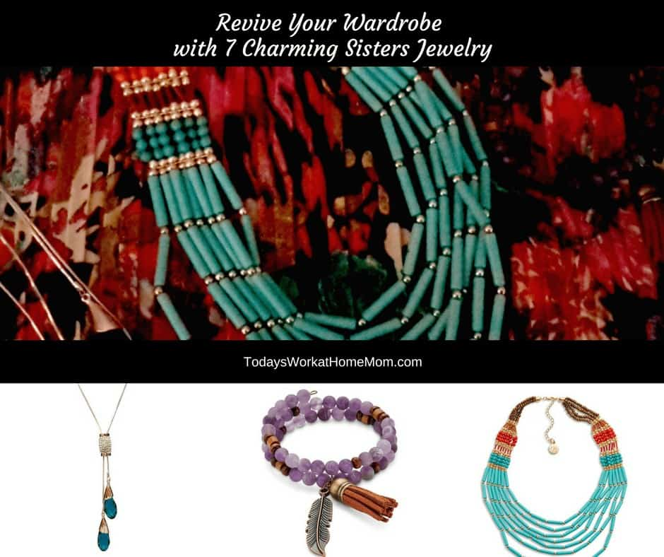 Revive Your Wardrobe with 7 Charming Sisters Jewelry 9
