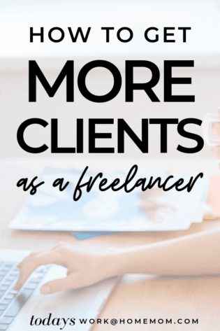 How To Get More Clients And Freelance Jobs