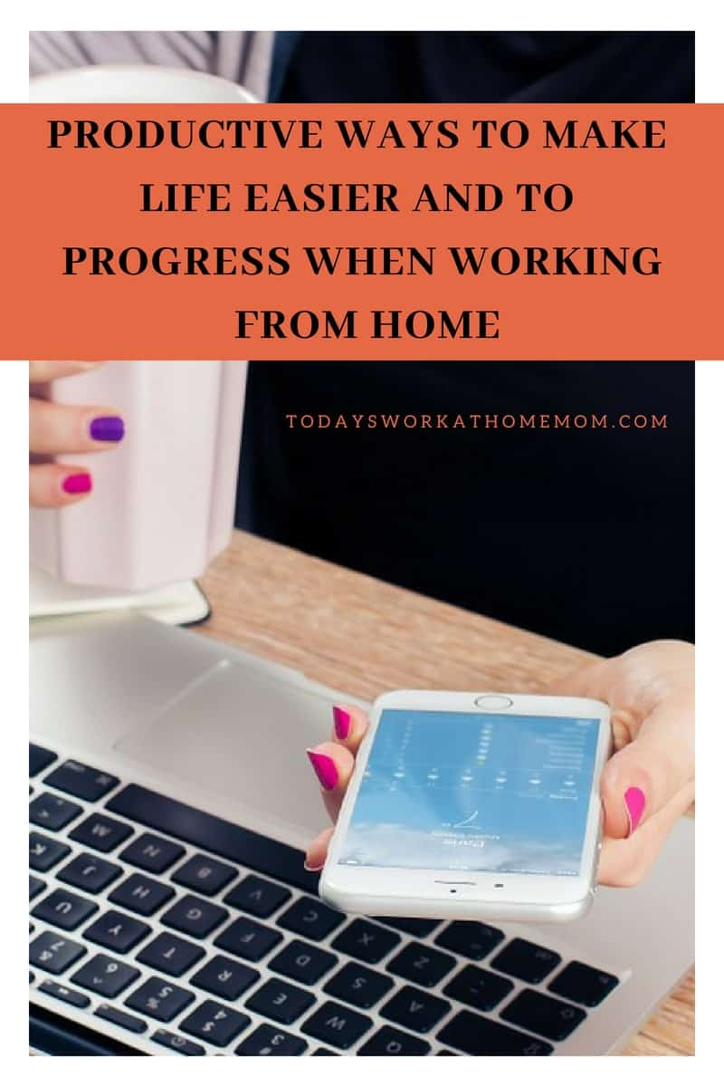 Make Life Easier when working from home