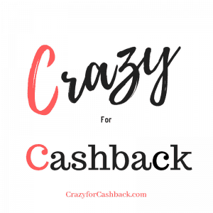Crazy for Cashback
