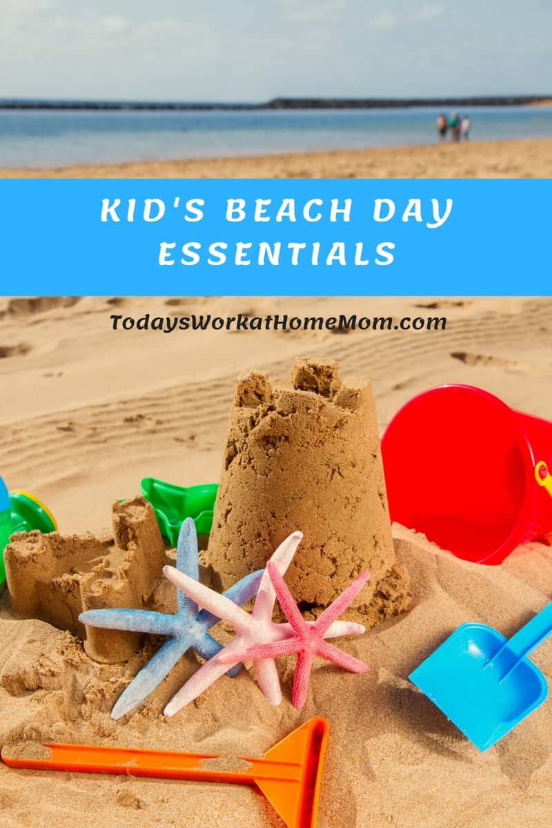 Kid's Beach Day Essentials