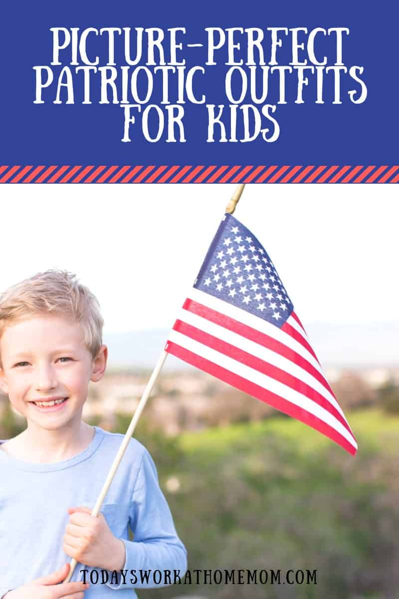 PICTURE-PERFECT PATRIOTIC OUTFITS FOR KIDS