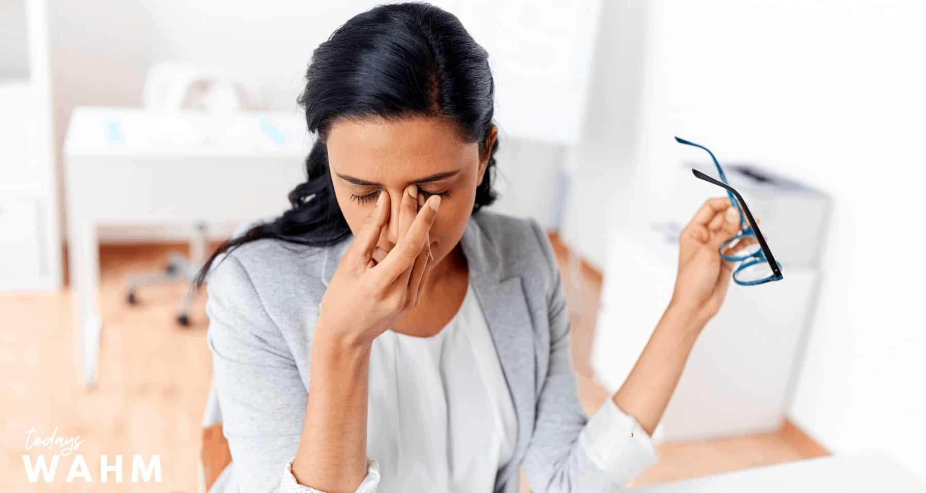 Annoying Problems WAHMs Deal With On A Regular Basis