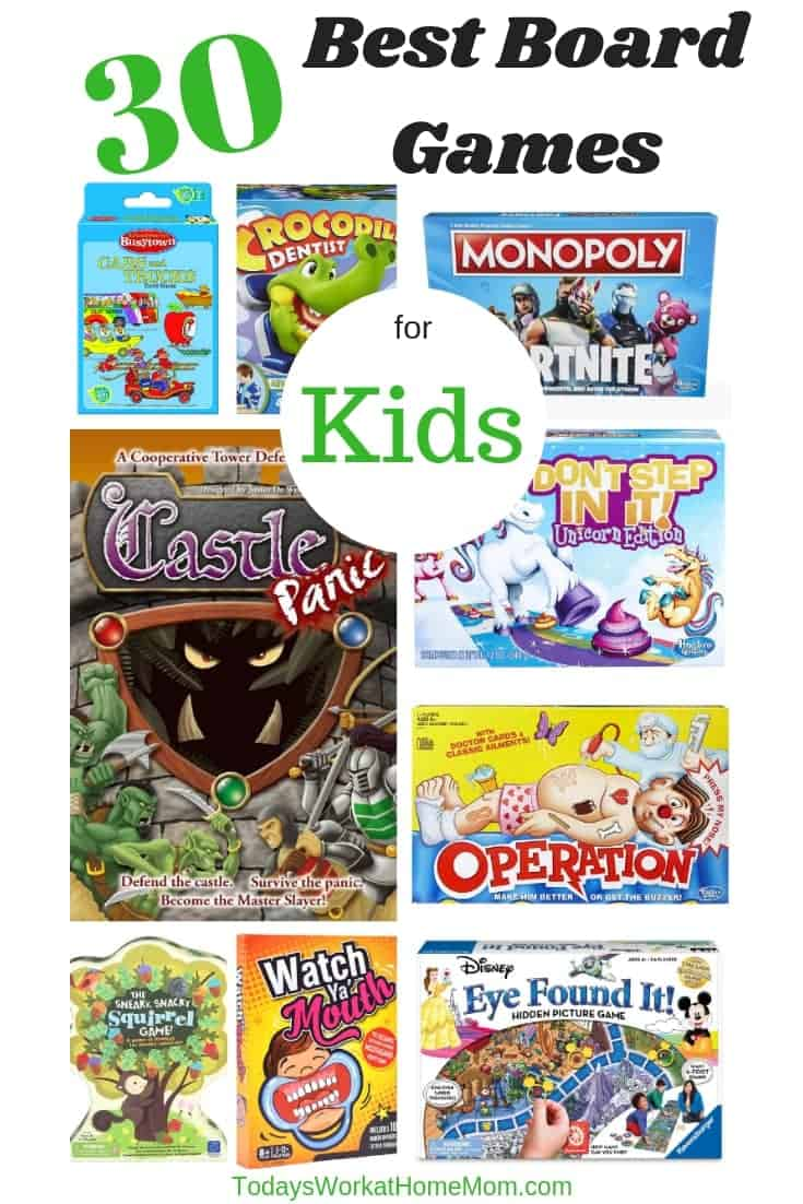 Best Kids Board Games 1