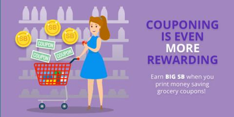 Couponing with Swagbucks
