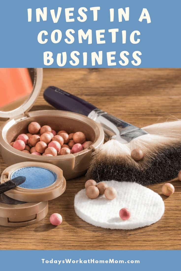How To Invest In A Cosmetic Business