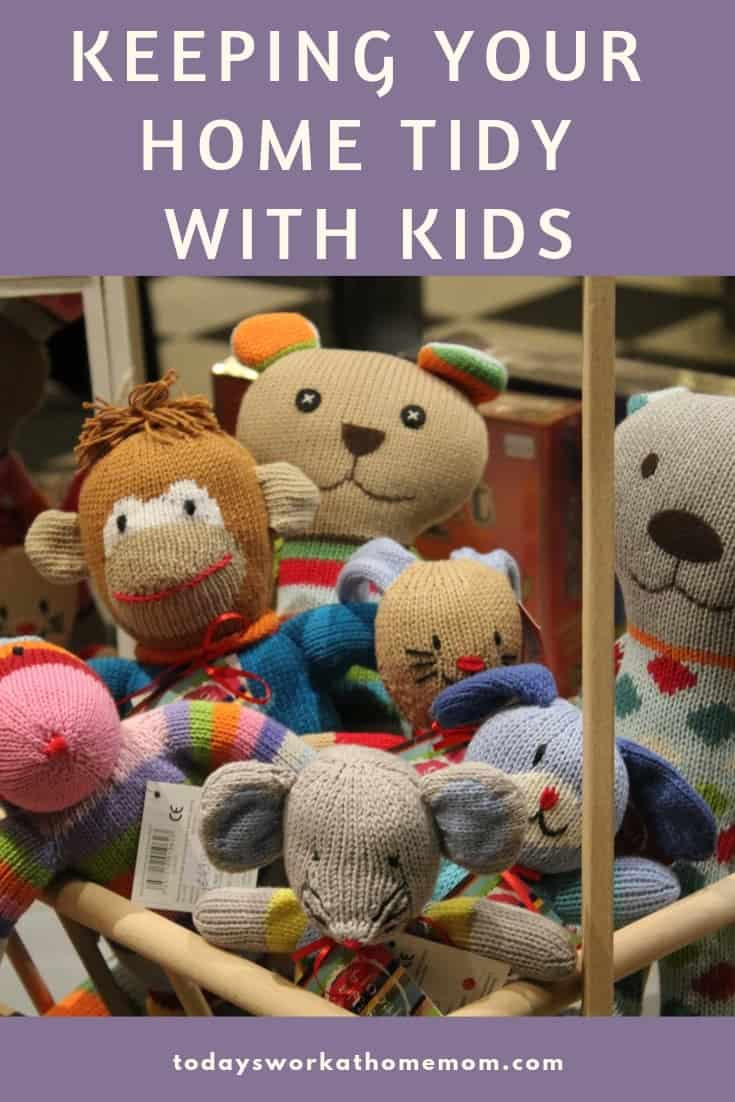 Keeping Your Home Tidy with Kids 1