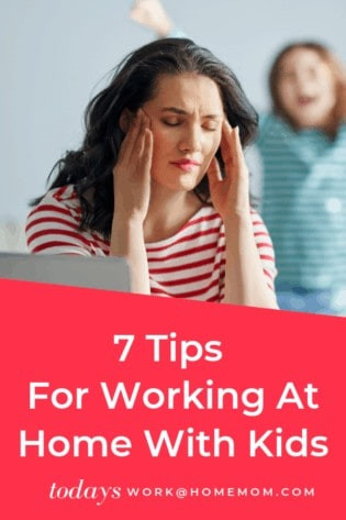 7 Tips For Working At Home With Kids During Summer Break (1)