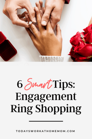 Six Important Engagement Ring Shopping Tips