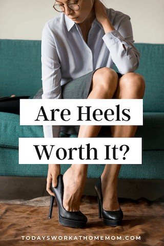 Why Some Women Prefer Stilettos and Avoid Clicking Heel Noises - Are heels worth it?