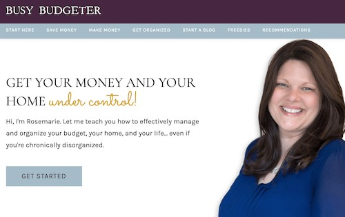budgeting frugal blogs for moms