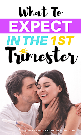 healthy pregnancy tips - what to expect in the first trimester as a mom-to-be