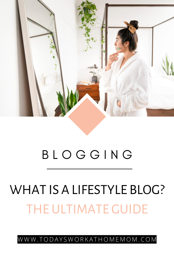 What is a lifestyle blog? Here's the ultimate guide to starting your own lifestyle blog and being able to earn an income from home whilst working around the kids